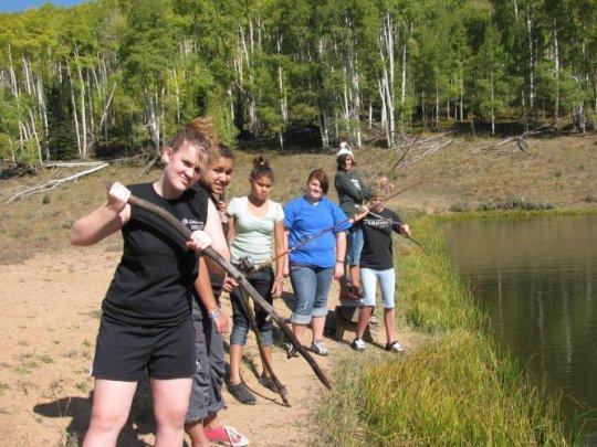 Bootcamp Fishing Break