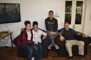 Presenting the Vincent's who are our very dear friends. Martin and Ruci met on the YWAM Base in PNG where David and Kathleen were in Lae. This family is incredible and we're glad to have their son Samuel on the team. We're also glad Ranandi his sister was able to join us for the weekend!!!