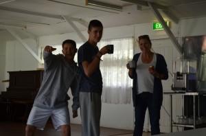 Tristen, Spencer & Megan