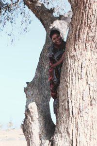 Jamie Ila in Kenya, Africa