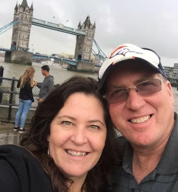 Lisa & Lance Rediger