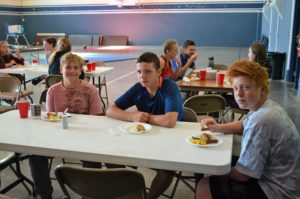 Kaden, Alic and Ethan
