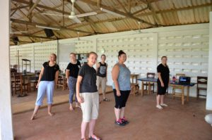 Togo 17 Day 12 dance prac
