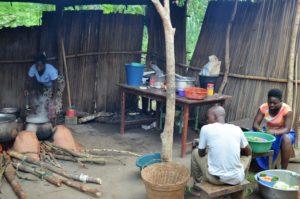 Togo 17 Day 16 Old Kitchen