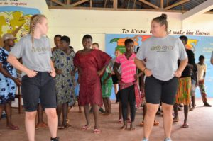 Togo 17 Day 17 Line Dance Lesson