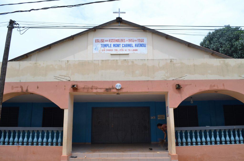 Togo 17 Day 21 AoG Church